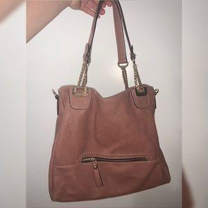 Handbags - Large leather bag